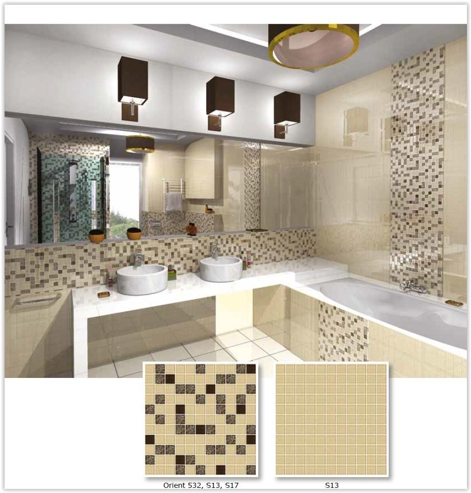 Mozaiki I Szklane Panele ścienne Firmy Luxor W Ofercie Euro